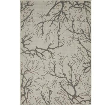 122cm x 183cm Outdoor Botanical Rug main image