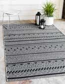 275cm x 365cm Outdoor Modern Rug thumbnail image 1