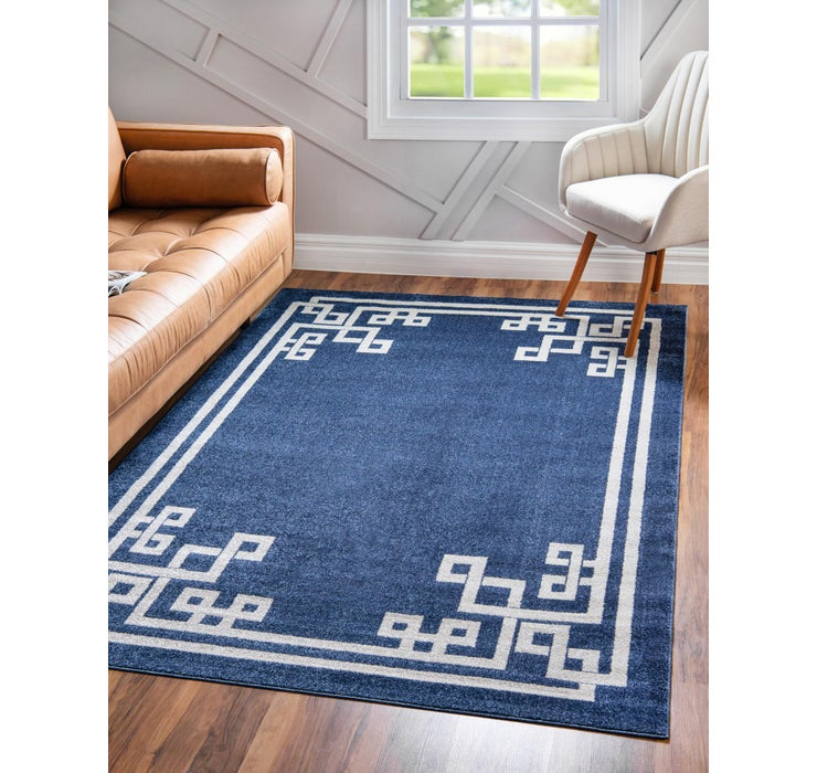 245cm x 345cm Greek Key Rug