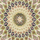 Link to Green of this rug: SKU#3135771