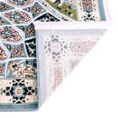 90cm x 152cm Nain Design Rug thumbnail