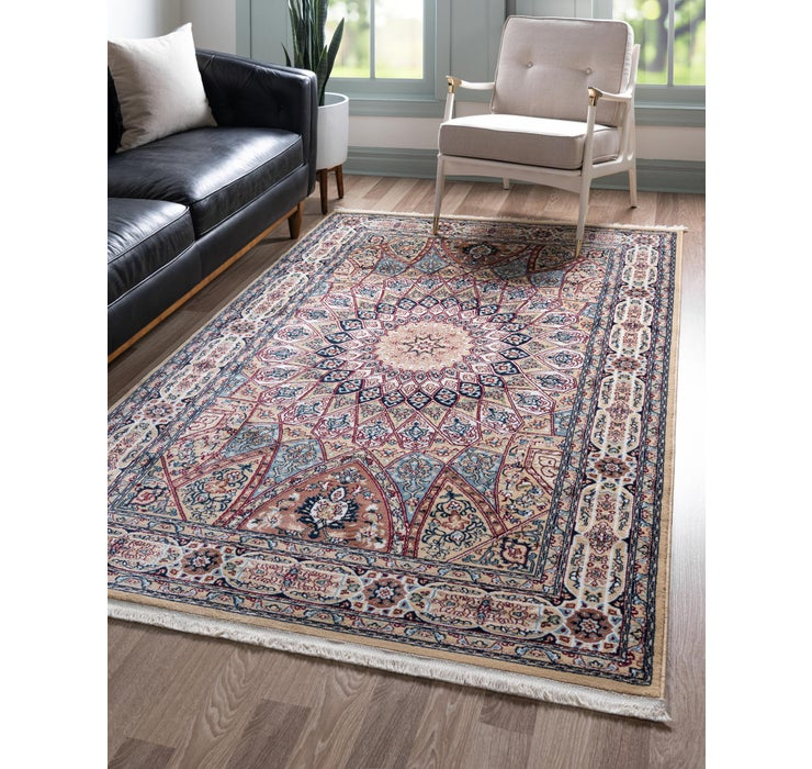 Image of 305cm x 400cm Nain Design Rug