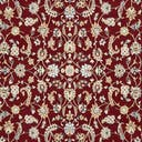 Link to Burgundy of this rug: SKU#3135793