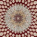 Link to Burgundy of this rug: SKU#3135842
