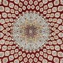 Link to Burgundy of this rug: SKU#3135845