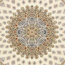 Link to Ivory of this rug: SKU#3135847