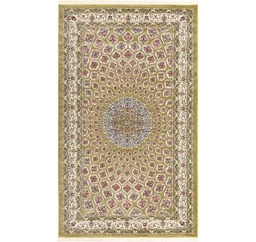 5' x 8' Nain Design Rug main image