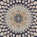 Link to Navy Blue of this rug: SKU#3135851