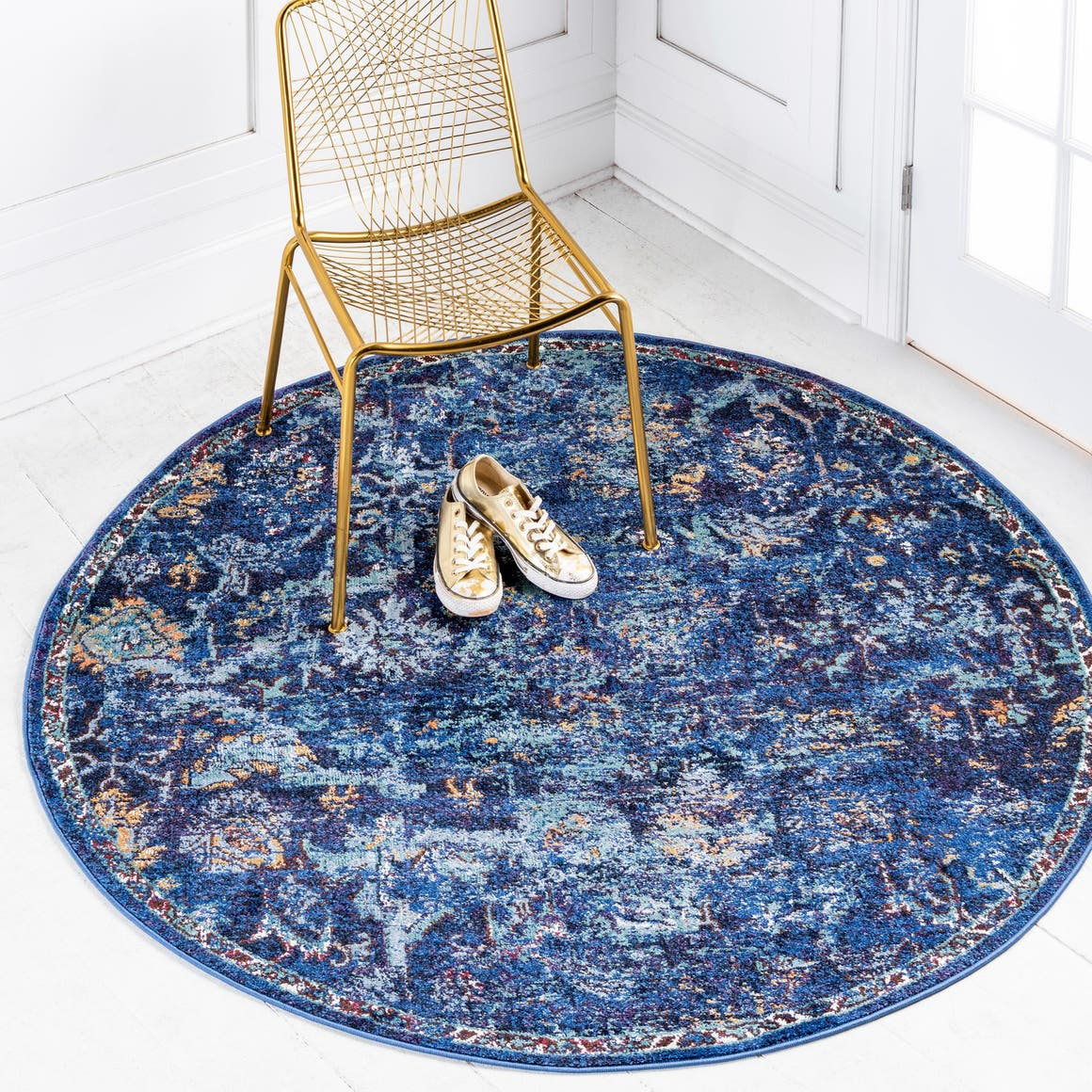8' x 8' Lexington Round Rug main image