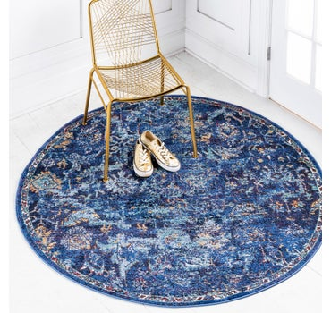 5' x 5' Lexington Round Rug main image