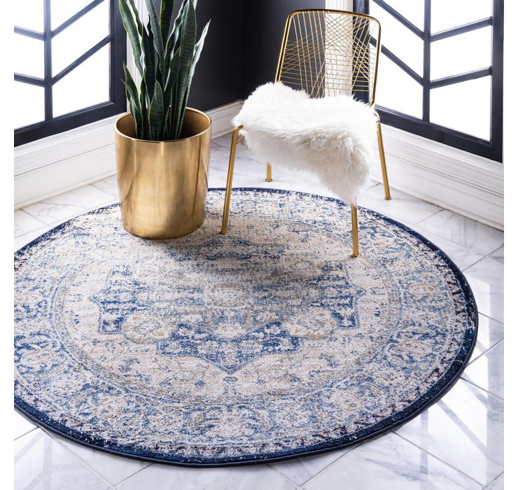Image of 245cm x 245cm Lexington Round Rug