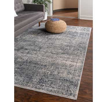 Image of  Dark Blue Eliza Rug