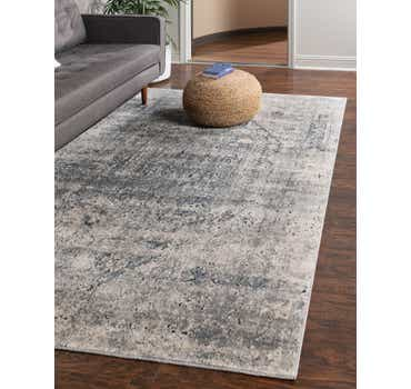 Image of  Gray Eliza Rug