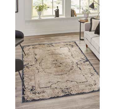 Image of  Cream Eliza Rug