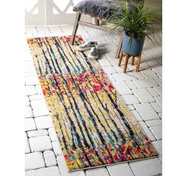 Image of 2' 7 x 10' Casablanca Runner Rug