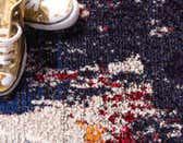 2' 7 x 10' Hyacinth Runner Rug thumbnail