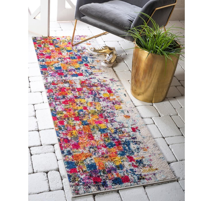 Image of 80cm x 305cm Casablanca Runner Rug
