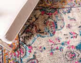 8' x 8' Palazzo Round Rug thumbnail