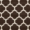 Link to Chocolate Brown of this rug: SKU#3128596