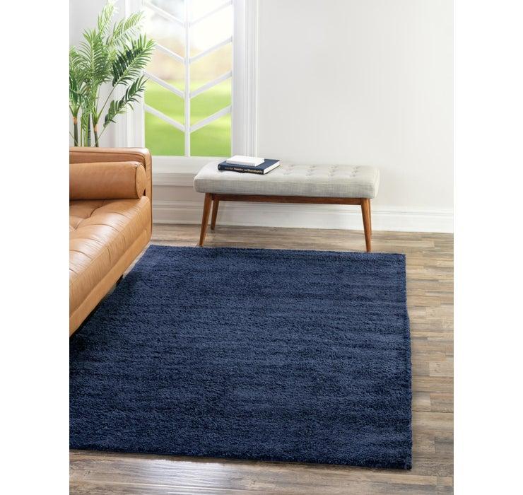 100cm x 160cm Solid Frieze Rug