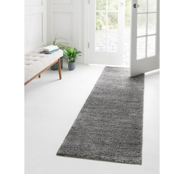 2' 2 x 6' 7 Solid Frieze Runner Rug main image