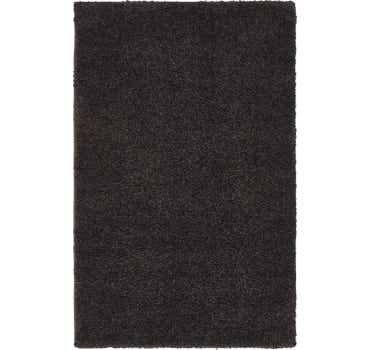 Image of 3' 3 x 5' 3 Solid Frieze Rug