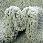 8' x 10' Solid Frieze Rug thumbnail