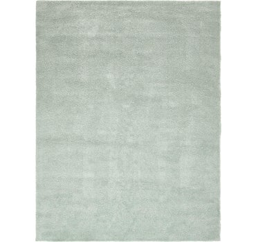 10' x 13' Solid Frieze Rug main image