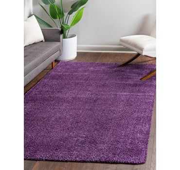 5' x 7' 7 Solid Frieze Rug main image
