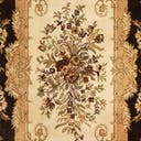 Link to Brown of this rug: SKU#3129896