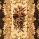 Link to Brown of this rug: SKU#3129304