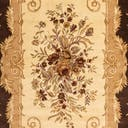 Link to Brown of this rug: SKU#3129310