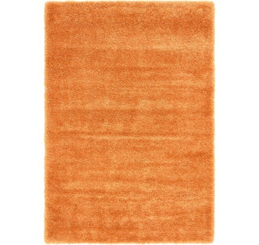 6' x 9' Luxe Solid Shag Rug main image