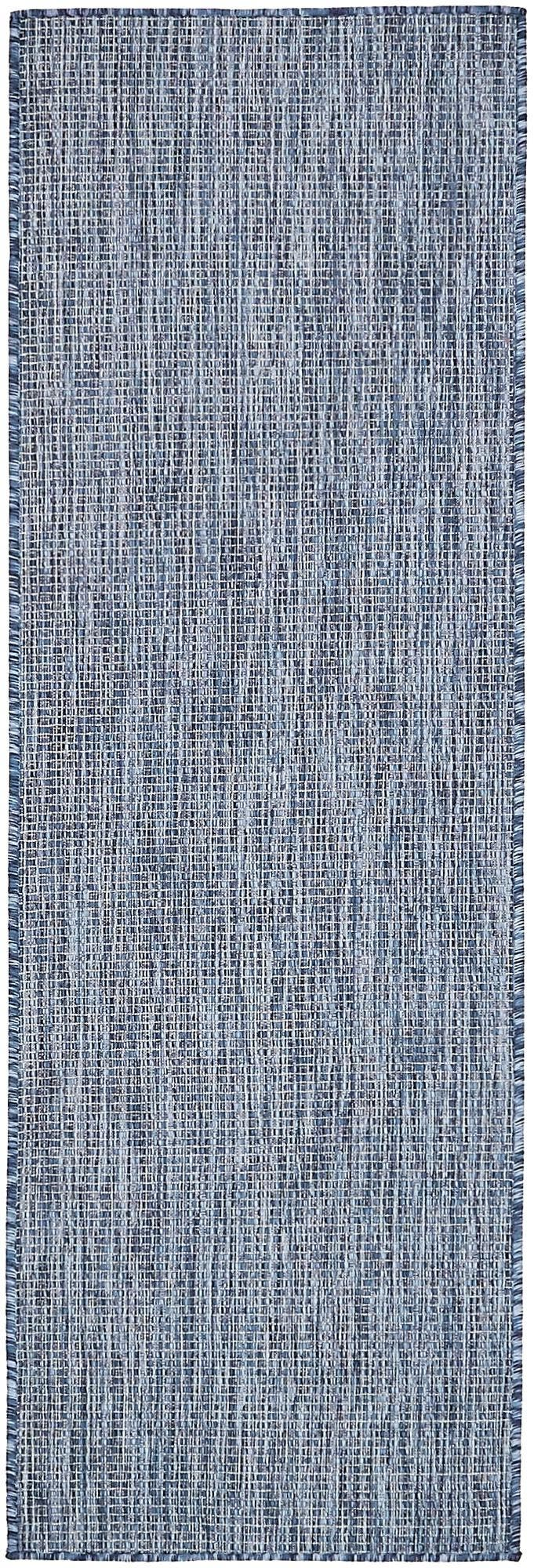 2' x 6' Outdoor Solid Runner Rug main image