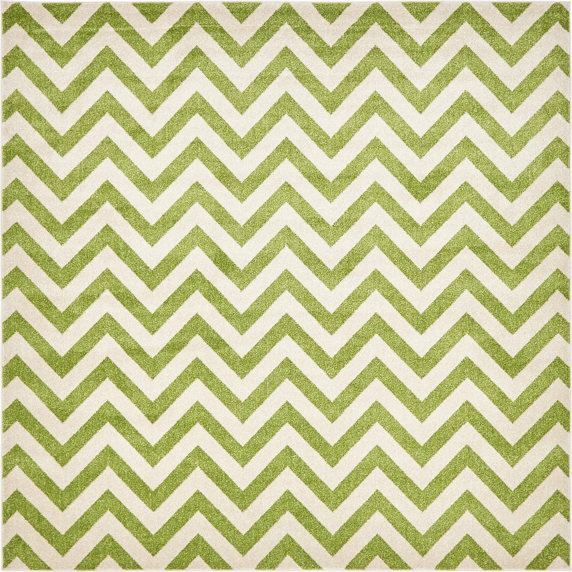 8' x 8' Chevron Square Rug main image