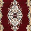 Link to Burgundy of this rug: SKU#3136900