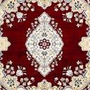 Link to Burgundy of this rug: SKU#3136901
