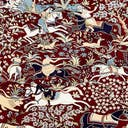 Link to Burgundy of this rug: SKU#3136969