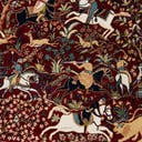 Link to Burgundy of this rug: SKU#3136991