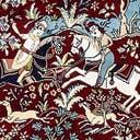 Link to Burgundy of this rug: SKU#3136972
