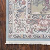 5' x 8' Nain Design Rug thumbnail