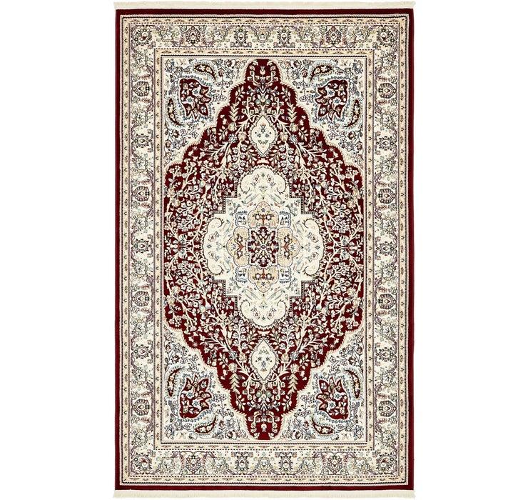Image of 152cm x 245cm Tabriz Design Rug