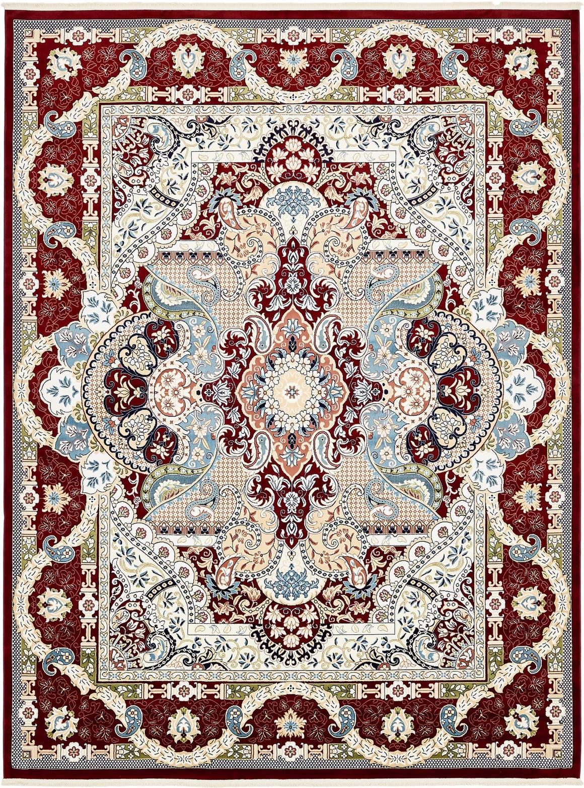 13' x 19' 8 Nain Design Rug main image