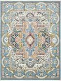10' x 13' Nain Design Rug thumbnail