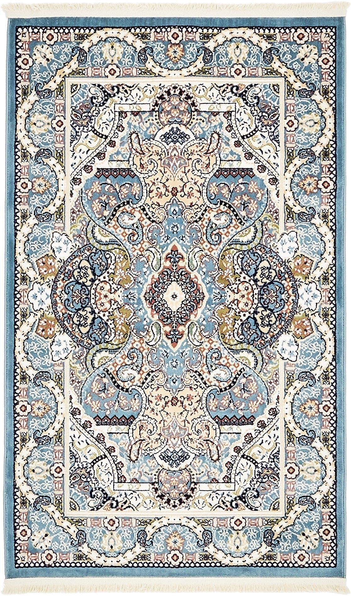3' x 5' Nain Design Rug main image