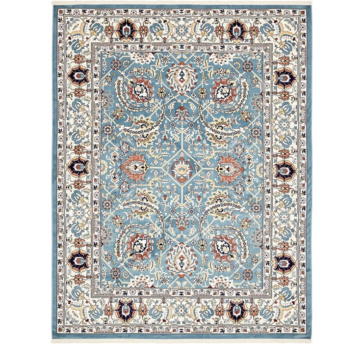 245cm x 305cm Tabriz Design Rug