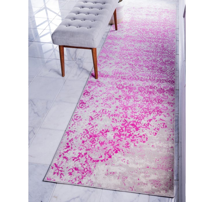 Image of 3' x 10' Mirage Runner Rug