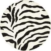 4' x 4' Safari Round Rug thumbnail
