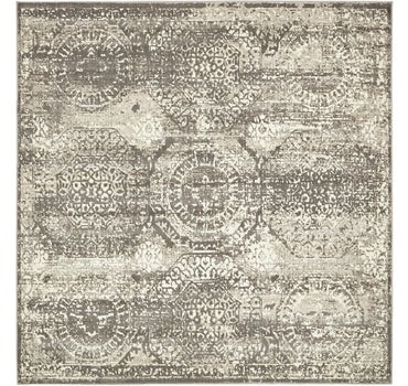 6' x 6' Montreal Square Rug main image