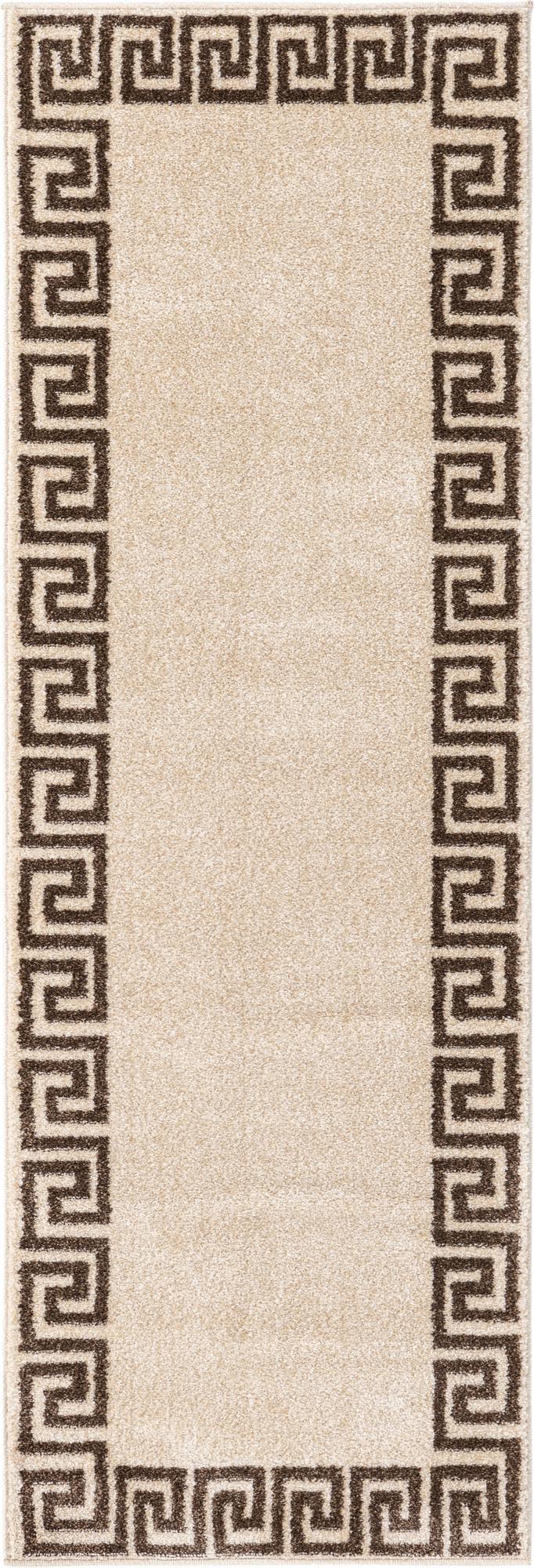 2' x 6' Greek Key Runner Rug main image